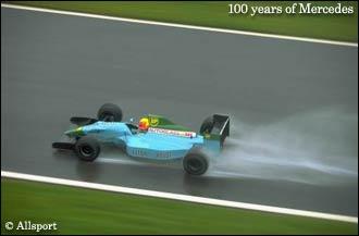 Leyton House, equipe histórica de Formula 1 de 1991 - by atlasf1.com