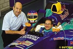 Peter Sauber & Jacques Villeneuve