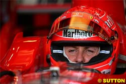 Schumacher in Line for Sporting Oscars