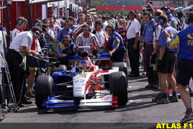 Jacques Villeneuve, today