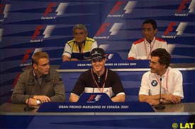 Today's press conference