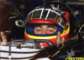 Fernando Alonso, today