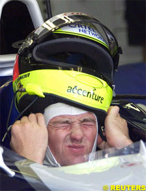 Ralf Schumacher, today
