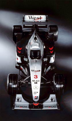 The new MP4-16