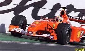 Rubens Barrichello, today
