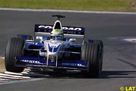 Ralf Schumacher, today