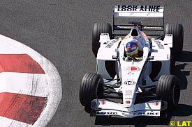 Jacques Villeneuve, today