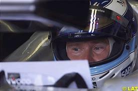 Mika Hakkinen, today