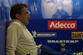 Jean Alesi, today