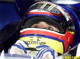 Juan Pablo Montoya, today
