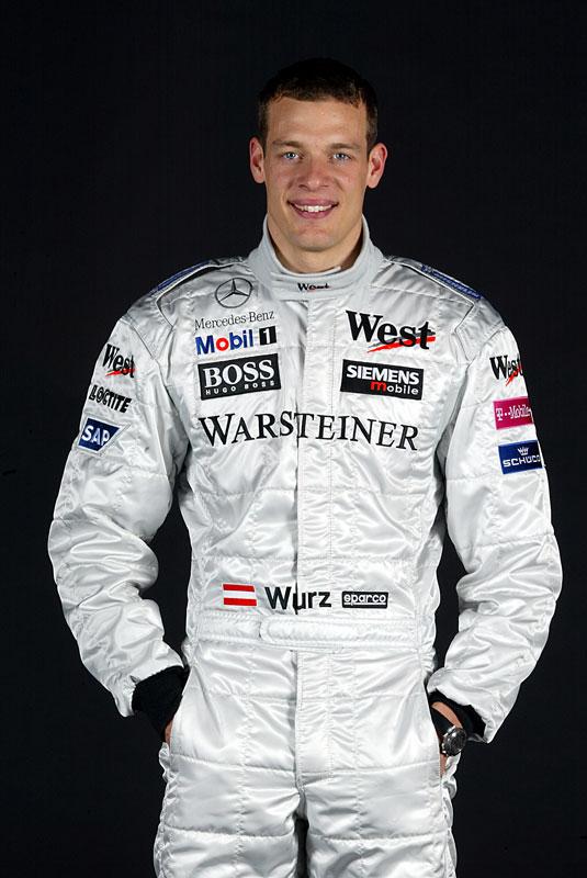 Alexander Wurz #