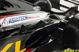 Minardi Pleased with New Asiatech Engine